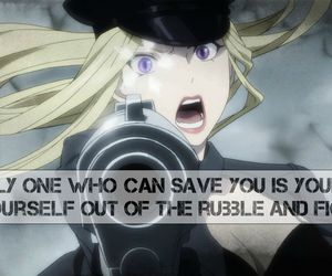 fight, quotes, and rubble image
