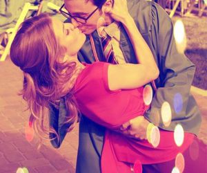 90210, kiss, and love image