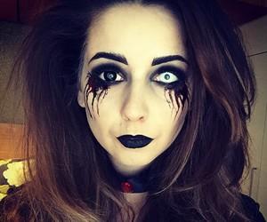 Halloween, zoella, and zoe sugg image