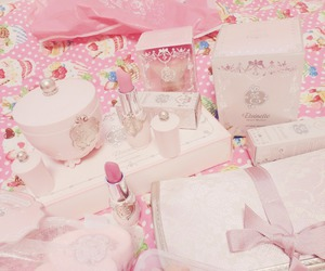 kawaii, etude house, and pink image