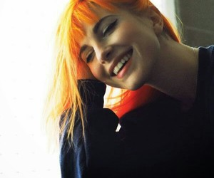 paramore, hayley williams, and smile image