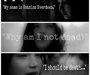 katniss, hg, and my name image