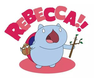 rebecca, bravest warriors, and catbug image