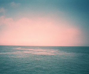 sea, sky, and photography image