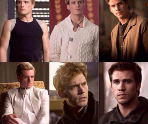 gale, boy, and catching fire image