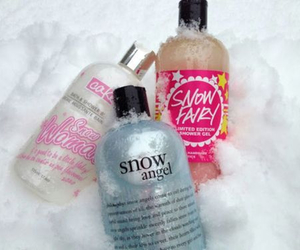 snow, beauty, and girly image
