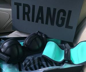 bikini and triangl image