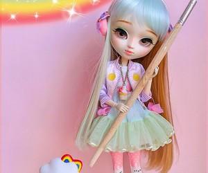 doll, pullip, and kawaii image