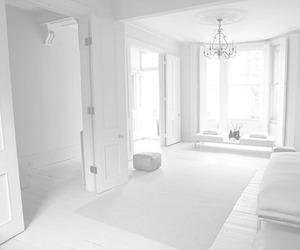 white and interior image