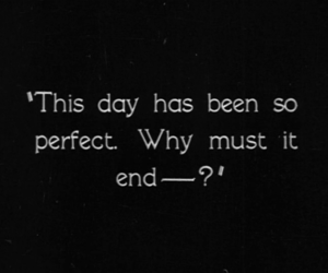 quote, silent movie, and why? image