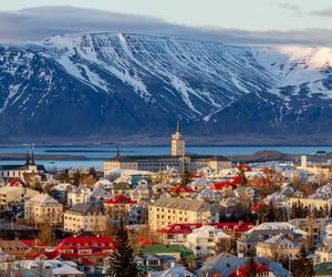iceland and reykjavik image