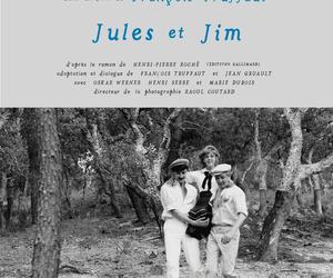 film, jules et jim, and movie image