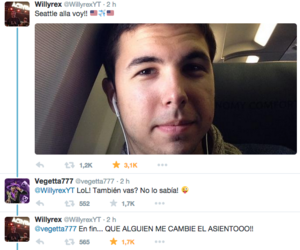 vegetta and willyrex image