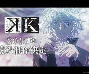 anime, k-project, and K image
