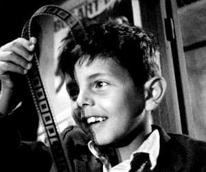 black and white and cinema paradiso image