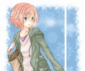 naruto, sakura haruno, and cute image