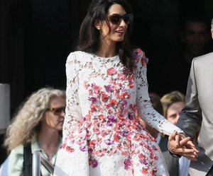 george clooney, hollywood, and amal alamuddin image