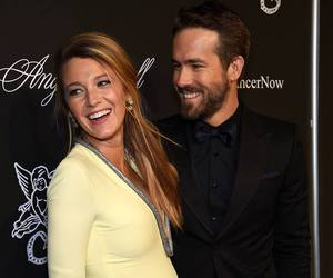 blake lively, love, and pregnant image