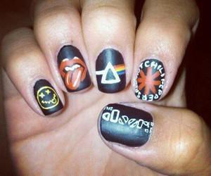 mini, nails, and nirvana image