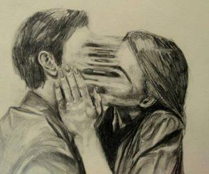 draw, Relationship, and love image