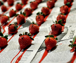 strawberry, Across the Universe, and strawberry fields forever image