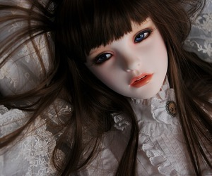doll and art image