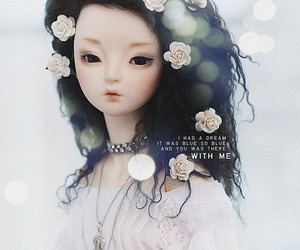 art, dollmore, and dolls image