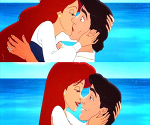 adorable, animated, and ariel image