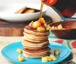 food, pancakes, and inspiration image