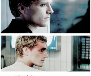 mockingjay and peeta image