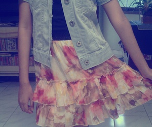 fashions, girl, and outfit image