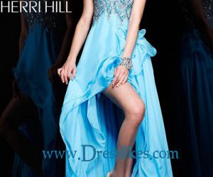 high-low party dresses image