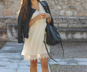 bag, clothes, and dress image
