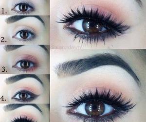 eye, make up, and nice image