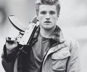 josh hutcherson, peeta, and sexy image