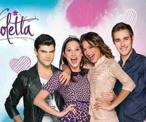 diego, francesca, and martina stoessel image