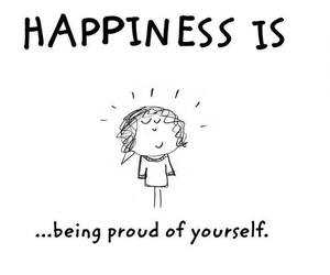 happiness and proud image