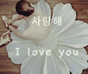ballet, korean quotes, and quotes image