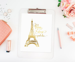 paris and drawing image