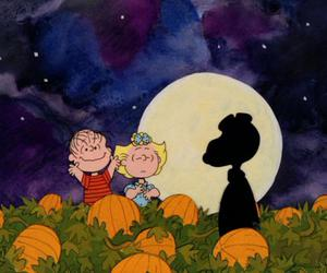 snoopy and Halloween image