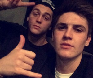 sam wilkinson and nate maloley image