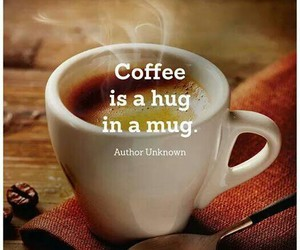 coffee, hug, and life image