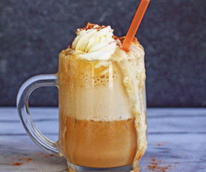 coffee, sweets, and drink image