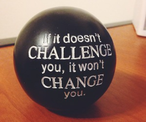 challenge, motivation, and change image