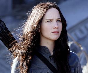 Jennifer Lawrence, katniss everdeen, and mockingjay image