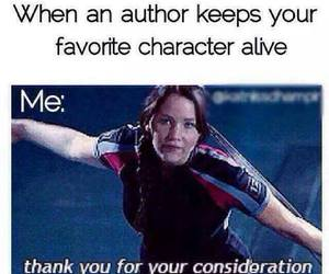book, author, and the hunger games image