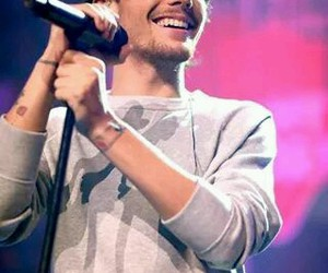 concert, louis tomlinson, and directioner image