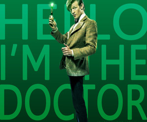 doctor who, 11th doctor, and the doctor image
