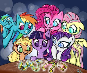 art, my little pony art, and drawings image