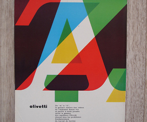 colour, typography, and swiss graphic design image